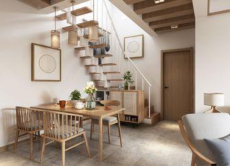 豪华型140平米复式日式风格餐厅图片