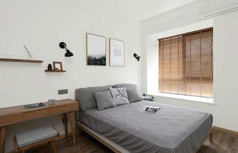 60平米一室两厅宜家风格卧室图片大全