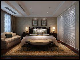 别墅美式风格装修效果图
