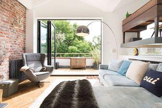 70平米一室一厅新古典风格客厅效果图