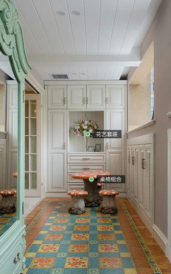 120平米三室两厅欧式风格阳台装修效果图