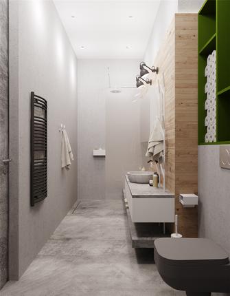 30平米小户型其他风格卫生间装修效果图