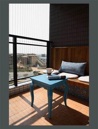 120平米四室两厅地中海风格阳台图