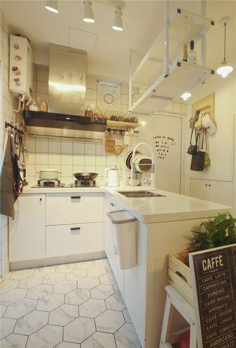 60平米宜家风格厨房设计图