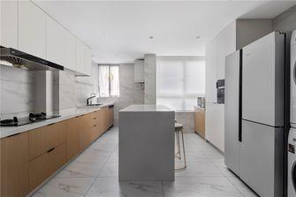 140平米四室两厅现代简约风格厨房装修效果图