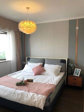 110平米三混搭风格卧室效果图