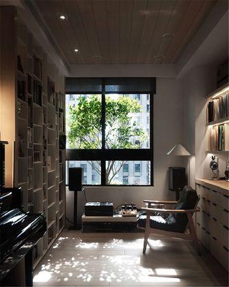 90平米北欧风格书房装修图片大全