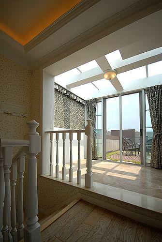 美式风格阳光房设计图