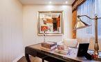 140平米四室两厅法式风格书房图片大全