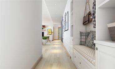 110平米三室两厅欧式风格玄关图片