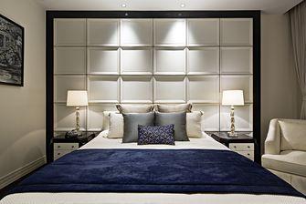 140平米四室三厅法式风格卧室装修图片大全