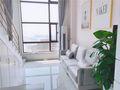 60平米公寓现代简约风格客厅欣赏图