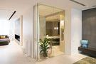 100平米一居室现代简约风格卫生间装修效果图