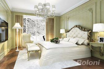 100平米复式新古典风格卧室设计图