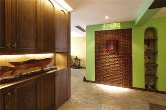 富裕型140平米复式东南亚风格玄关装修图片大全
