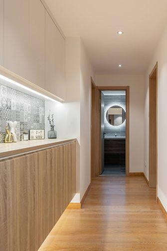 140平米四室一厅日式风格走廊装修图片大全