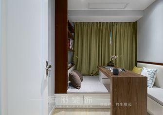 15-20万80平米三室两厅宜家风格书房图