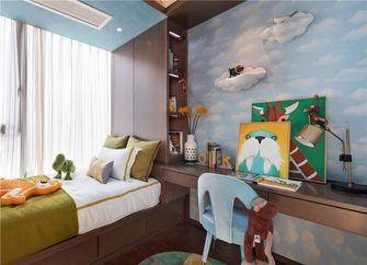 140平米三欧式风格儿童房图