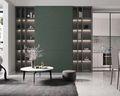 140平米公寓田园风格客厅设计图