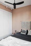 70平米公寓田园风格卧室装修案例