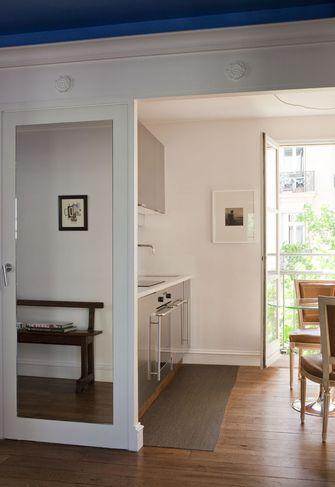 80平米公寓美式风格厨房设计图