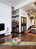 10-15万140平米别墅混搭风格楼梯装修案例