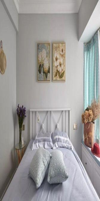 90平米四室一厅欧式风格卧室装修案例