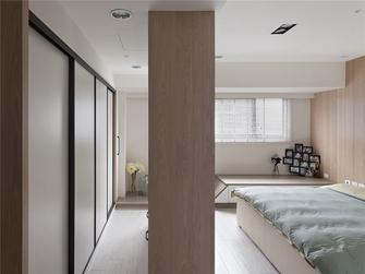 80平米一室一厅北欧风格卧室效果图
