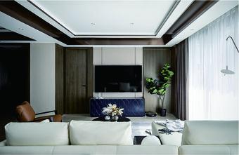 140平米四混搭风格客厅装修图片大全
