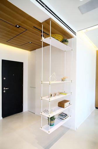 60平米一居室北欧风格玄关装修效果图