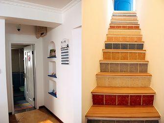 经济型90平米复式地中海风格楼梯装修图片大全