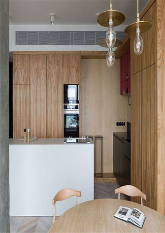 140平米三室一厅东南亚风格厨房装修案例