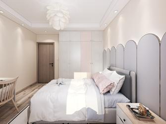 130平米三室两厅现代简约风格儿童房效果图