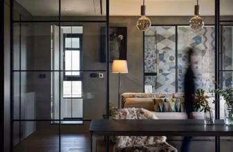 90平米一居室现代简约风格餐厅设计图