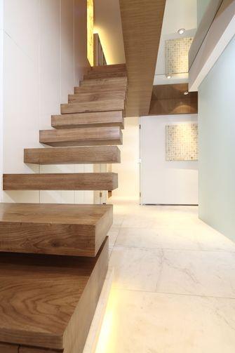 40平米小户型北欧风格楼梯间图片