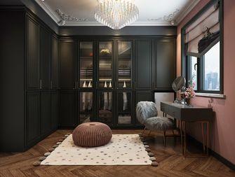 130平米三室两厅其他风格衣帽间装修案例