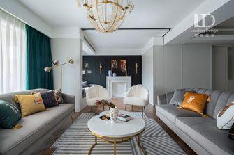 130平米三室两厅英伦风格玄关图片大全