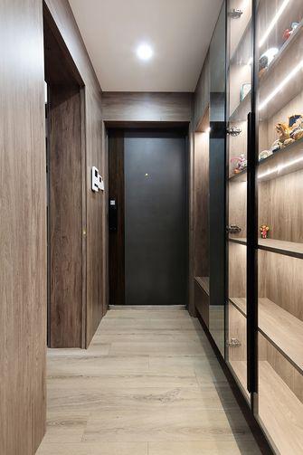 60平米三室一厅现代简约风格玄关欣赏图