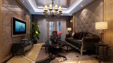 富裕型140平米四室四厅欧式风格卧室装修效果图