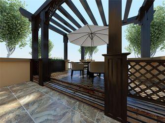 140平米别墅美式风格阳台装修效果图