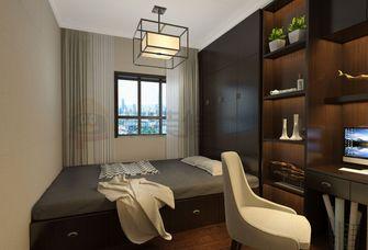 5-10万140平米四室两厅中式风格书房图