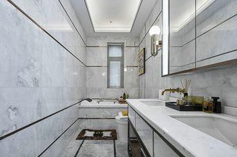120平米三室两厅英伦风格厨房欣赏图