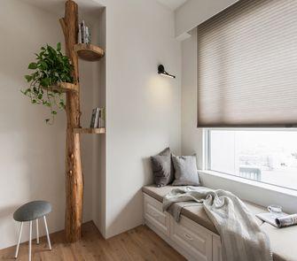 80平米三室一厅日式风格阳光房图
