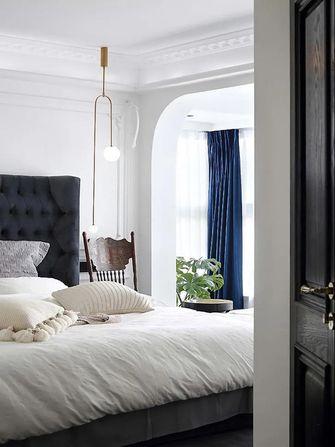 110平米法式风格卧室图片