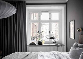 50平米一居室北欧风格卧室图片大全