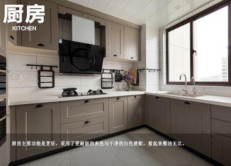 120平米三美式风格厨房图