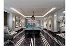 140平米别墅英伦风格影音室装修效果图