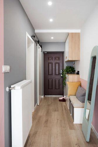 60平米一室一厅欧式风格玄关欣赏图