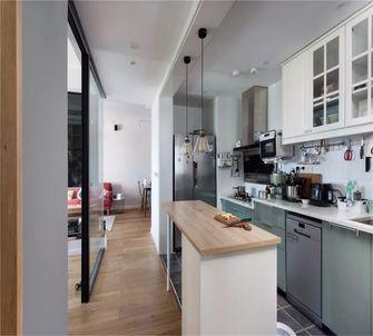 70平米一室一厅混搭风格厨房图
