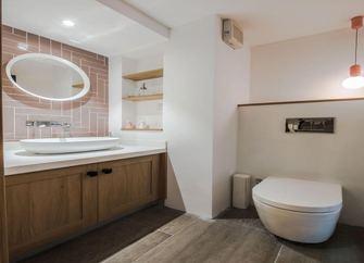 40平米小户型日式风格卫生间装修案例
